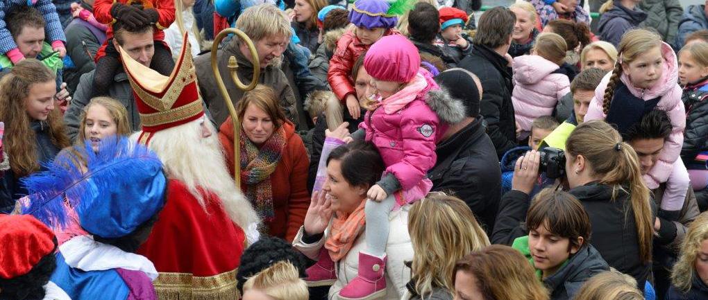 Intocht Sinterklaas Papendrecht